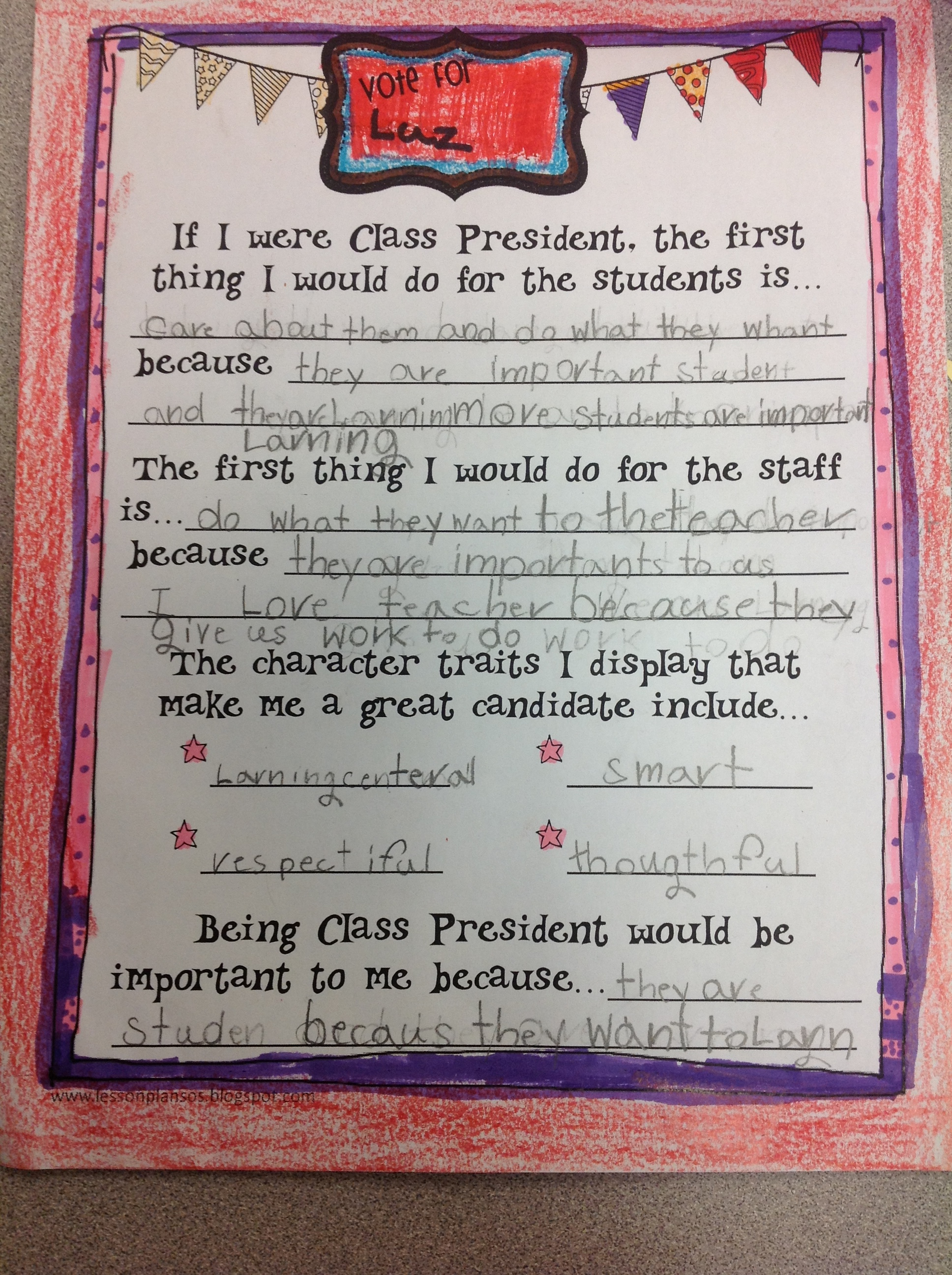 If I Were The President Essay       If I Were The President Essay